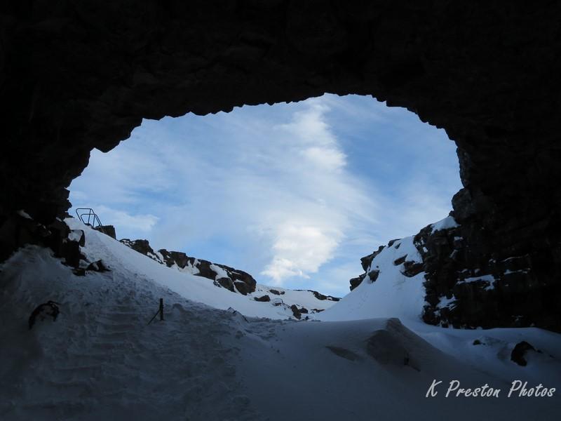 Vidgelmir Lava Cave