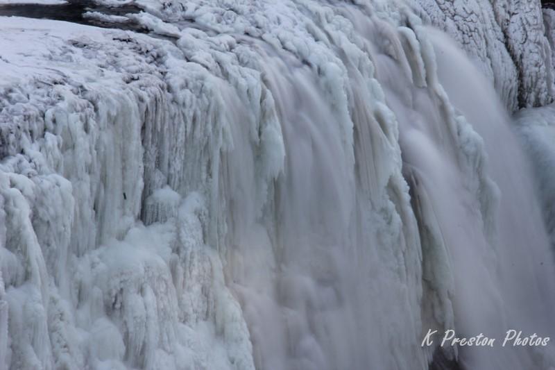 Gulfoss (Golden Waterfall)