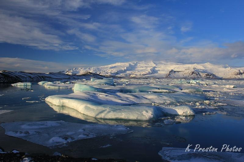Jolulsarlon Glacier Lagoon